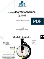 3 - Modelo Atómico - Parte 2