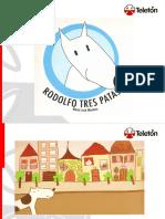 Cuento Rodolfo Tres Patas