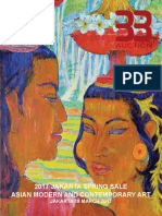 Catalogue 2017 JAKARTA SPRING SALE ASIAN MODERN AND CONTEMPORARY ART JAKARTA 19 MARCH 2017