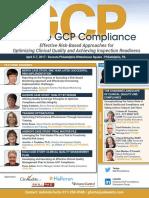 8th Proactive GCP Compliance Summit Agenda