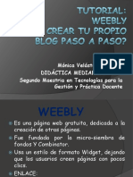 tutorial-weebly