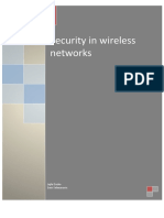 Security in wireless networks.docx