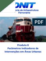 Parâmetros Indicadores de Intervenções Em Áreas Urbanas