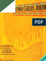 Hal Leonard - Vol.8 - Antonio Carlos Jobim.pdf