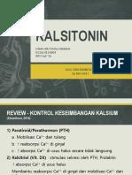 Kalsitonin dan Osteoporosis