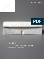 Catalogue  Contemporary Art Ny Nov p2