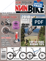 Mountain Bike Action - 2009-11-09