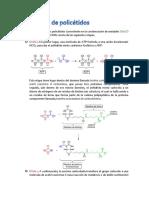 Biosíntesis de policétidos