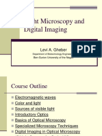 Light Microscopy and Digital Imaging