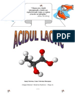 Acidul Lactic