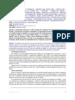 04. Doctrina. Sambrizzi La Adopción en La Reforma. Principios Generales