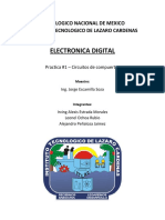 Reporte de circuitos integrados(compuertas)