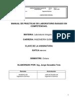 Formato Manual de Laboratorio Integral 3