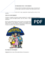 consumer behavior Market segmentation .docx
