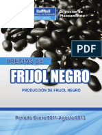 Informacion de Precios Frijol Negro 2013