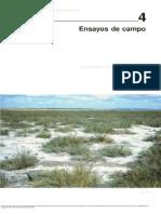 Agenda de Campo de Suelos Informaci n de Suelos Para La Agricultura y El Medio Ambiente Ensayos.campo