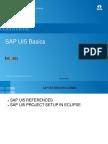 Lessons SAP UI5 Project Setup