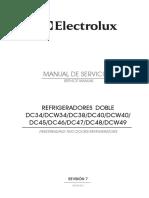 Electrolux Dc343638