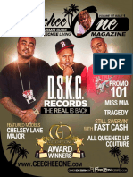 GeeChee One Magazine Volume 11 Issue 1