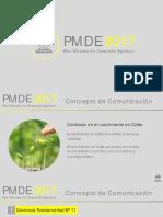 Presentacion PMDE 2017 2