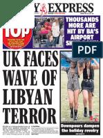 Daily Express 29 May 2017