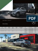 Dep Mercedes Glc 57 x 193