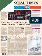 Financial Times UK 1 June 2017