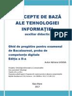Concepte de Baza Ale Tehnologiei Informatiei