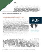 Conflictos Sociales y Revoluciones Burguesas