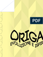 Origami Evoluzione e Ispirazione