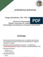 8.TEP (Tromboembolismul Pulmonar)