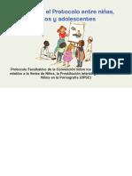 Promover Protocolo Sobre Venta de Niños