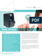 product datasheet ultimate