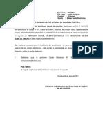 Escrito Señalando Casilla Electronia Teresa Ramos ODSD 469-2010