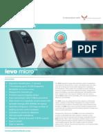 product datasheet micro