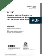 ASTM SI 10