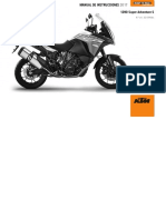 Manual Ktm 1290 Super Adventure s 2017