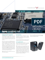 product datasheet custom kit