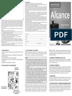 Manual de Instrucoes Alcance 433,92 Rev5