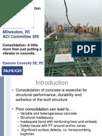 ACI309 Presentation