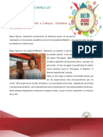 Around The World Boletín 126