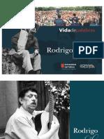 Homenaje Vida de Palabras 2014- Rodrigo Silva