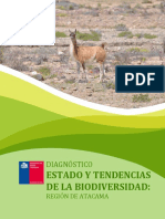Biodiversidad Atacama Chile