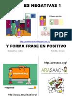 Frases Negativas-Reformulacion Frases Positivas