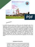 Gas Natural en El Peru