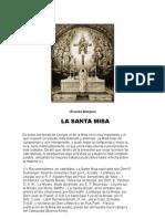 La Santa Misa (Tratado litúrgico)