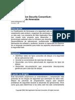 Amenazas de Seguridad