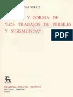 Joaquin_casalduero_-_sentido_y_forma_de Los Trabajos de Persiles y Sigismunda. Ed. Gredos