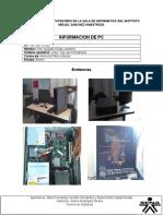 Inventario de Computadores IMSH
