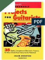 DIY Proyectos para Guitarristas - Craig Andertonn.pdf